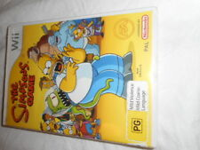 wii the simpsons game