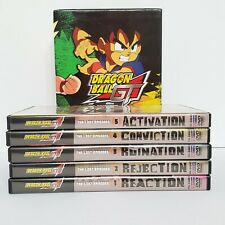 Dragon Ball GT: The Lost Episodes (DVD 1-5) Uncut Dual Language
