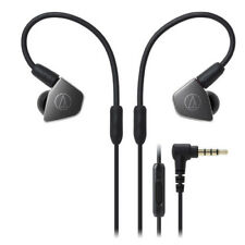 Audio-Technica Consumer ATH-LS70iS Live Sound In-Ear Headphones