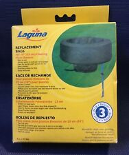 "NEW Laguna Floating Small Plant Basket Replacement Bag 10"" Baskets 3-Pack"