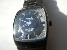 Fossil Automatic men's water resistant,steel,analog used watch.Fs-4170