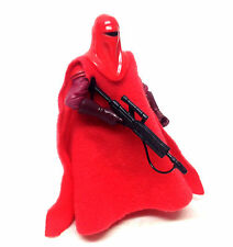 "STAR WARS ROTS EMPERORS ROYAL GUARD toy 3.75"" figure & weapon"