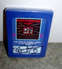 "Quad Tommy James & The Shondells ""The Best Of""  8 Track Quadraphonic Tape Signed"