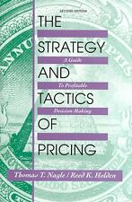The Strategy and Tactics of Pricing: A Guide to Pr