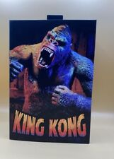 "NECA Toys KING KONG Illustrated Version 7"" Action Figure NEW"