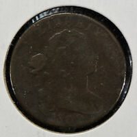 1802 1c Draped Bust Large Cent - Mid-Grade Coin - SKU-Y1246