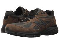 [M990MG4] Mens New Balance M990 V4 - Military Green Running Shoe