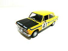 FIAT Polski 125P Rally - 1:43 MODEL CAR USSR DIECAST IST P208