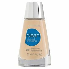 CoverGirl Clean Oil Control Liquid Makeup, Classic Ivory 510 1 oz