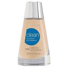 CoverGirl Clean Oil Control Liquid Makeup, Classic Ivory 510 1 oz