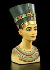Nofretete Bust Small - Egypt Pharaoh Queen Decorative Statue