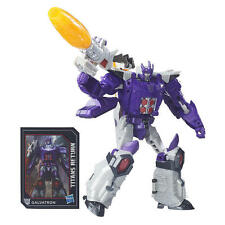 Transformers Hasbro Generations Titans Return Voyager Galvatron Figure UK