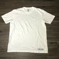 Tommy Bahama Relax Men's Size XL Crew Neck Lounge pocket T-Shirt White