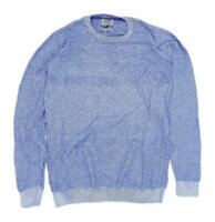 Marks & Spencer Mens Size S Cotton Blue Sweatshirt