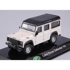 Articoli di modellismo statico bianchi per Land Rover scala 1:43