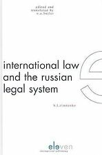 International Law and the Russian Legal System (Foreign Translation Pr-ExLibrary