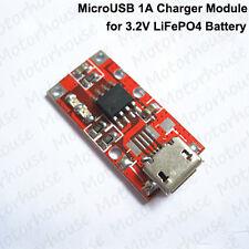 Micro USB 5V TP5000 3.6V 1A Charger Module 3.2V LiFePO4 Battery Charging Board