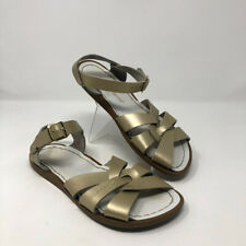 SANDALS NEW  LILAC  MATE LEATHER STRAPPY SUN SAN SALTWATER BOUTIQUE SHOES