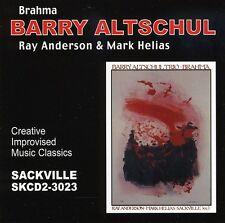 Barry Altschul - Brahma [New CD]