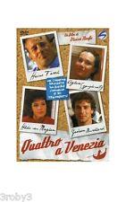 QUATTRO A VENEZIA DVD NUOVO SIGILLATO
