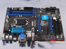 100% tested MSI Z87-G41 PC Mate Motherboard MS-7850 LGA 1150 DDR3 Intel Z87