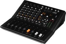 Monacor IMG STAGELINE MXR-60PRO Profi-6-Kanal-Audio-Mischpult Mischpulte,