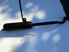 marmitta per piaggio ciao nera dn 22 mod C37