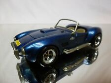 RUBICON KOJIMA 601 JAPAN METAL KIT (built) AC COBRA 427 S/C - 1:43 - VERY RARE