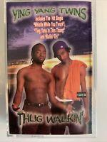 Ying Yang Twins Thug Walkin (Cassette)