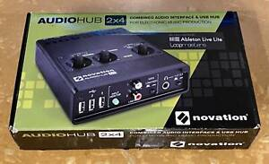Novation Audio Hub | Audio Interface
