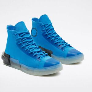 Converse All Star Disrupt CX Hi Digital Terrain Blue 170362C Shoes Sneaker SZ 10