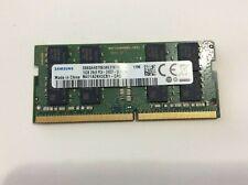 Samsung SoDimm 16GB 2RX8  PC4-19200 DDR4-2400 MHz Non-ECC 1.2V M471A2K43CB1-CRC