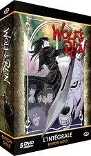 ★Wolf's Rain ★ Intégrale + OAVs - Edition Gold - Coffret 5 DVD