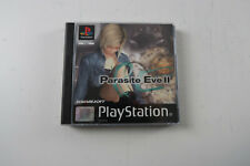 Parasite Eve II A Squaresoft Game for the Playstation 1 ps1 very good condition