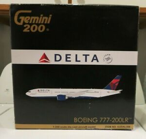 Gemini Jets Delta Air Lines Boeing 777 - G2DAL268 - Spirit of Atlanta - 1/200