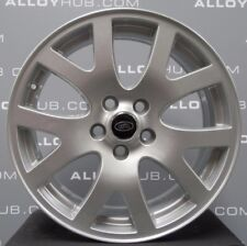 "GENUINE RANGE ROVER SPORT 19""INCH SNOWFLAKE SILVER SINGLE/SPARE ALLOY WHEEL X1"