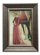 Angel Religious God Christian Icon Framed Art Cutting Gift