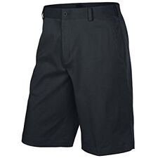 NIKE Golf Essential Flat Front Standard Fit Golf Short Size 40 Black 897914-010