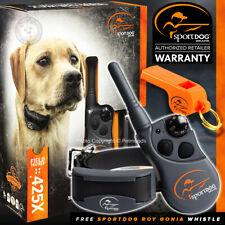 SportDog Sd-425X Field Trainer Remote Training Collar - Free Gonia Whistle