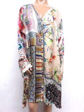 NWT Johnny Was Silverette Long Cardigan Silk Tunic -  2X - OL82201117