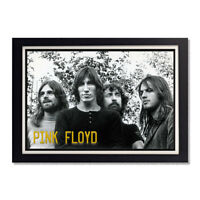 Pink Floyd Band Cover Vintage Reproduction Glossy Poster 11 x 17in  24 x 36in