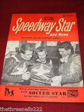 SPEEDWAY STAR AND NEWS - STORY BEHIND NEWPORT - APRIL 10 1964 VOL 13 # 4