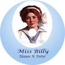 Miss Billy, Eleanor H. Porter Childrens Adventure Audiobook on 1 MP3 CD
