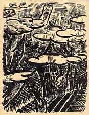 L`HOMME - Frans MASEREEL - DER MENSCH 1947