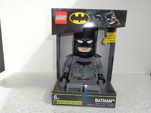 LEGO® DC Batman Alarm Clock DC COMICS SUPER HERO 7001064
