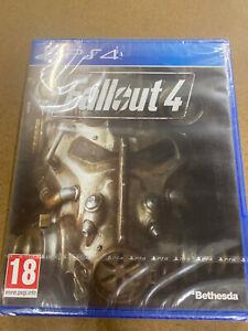 FALLOUT 4 jeu PS4 neuf en boite version FR BETHESDA