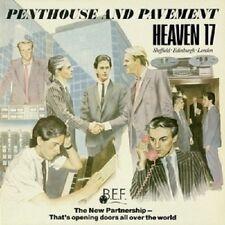 """HEAVEN 17 """"PENTHOUSE AND PAVEMENT 2006"""" CD NEUWARE"""