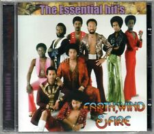 Earth, Wind & Fire Cd The Essential Hit's Brand New Sealed