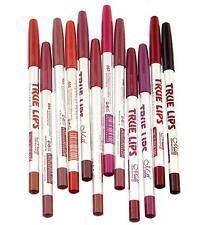 12Pcs/lot True Lips Mixed Colors Lip Liner Set Waterproof Makeup Pencil Marker