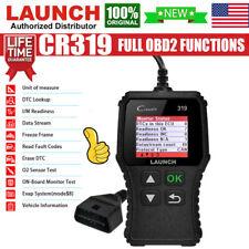 Launch OBD2 Scanner Automotive Code Reader Car Engine Fault Diagnostic Scan Tool